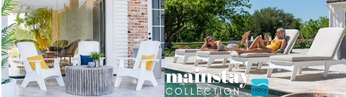 mainstay collection by Ledge Lounger