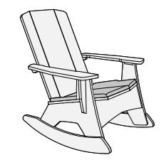 mainstay-rocker-seat-cushion