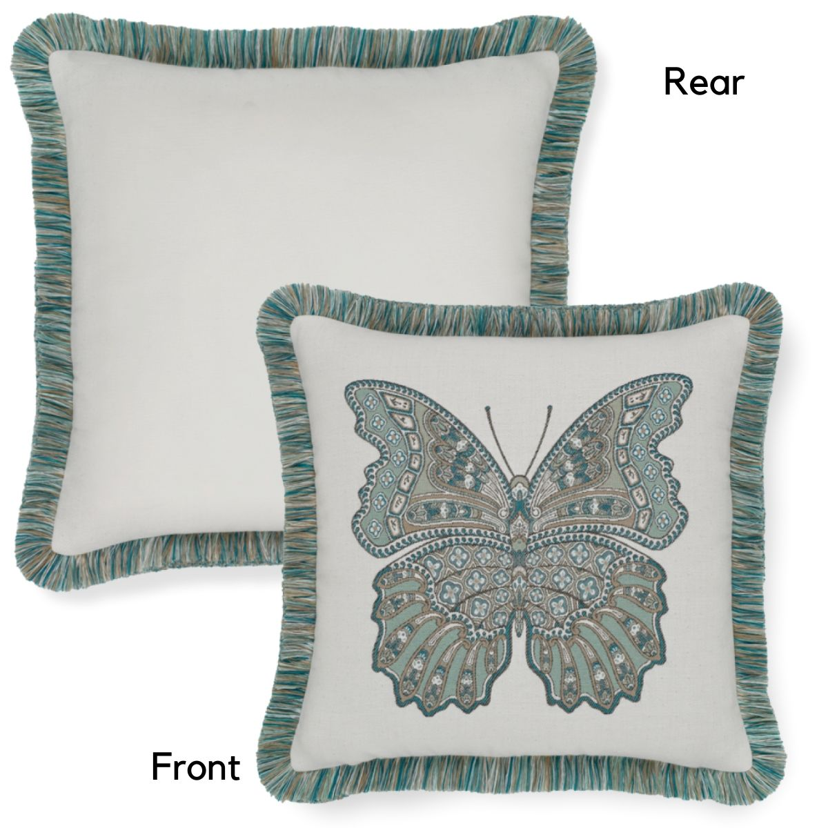 mariposa-lagoon-elaine-smith-pillow front and rear