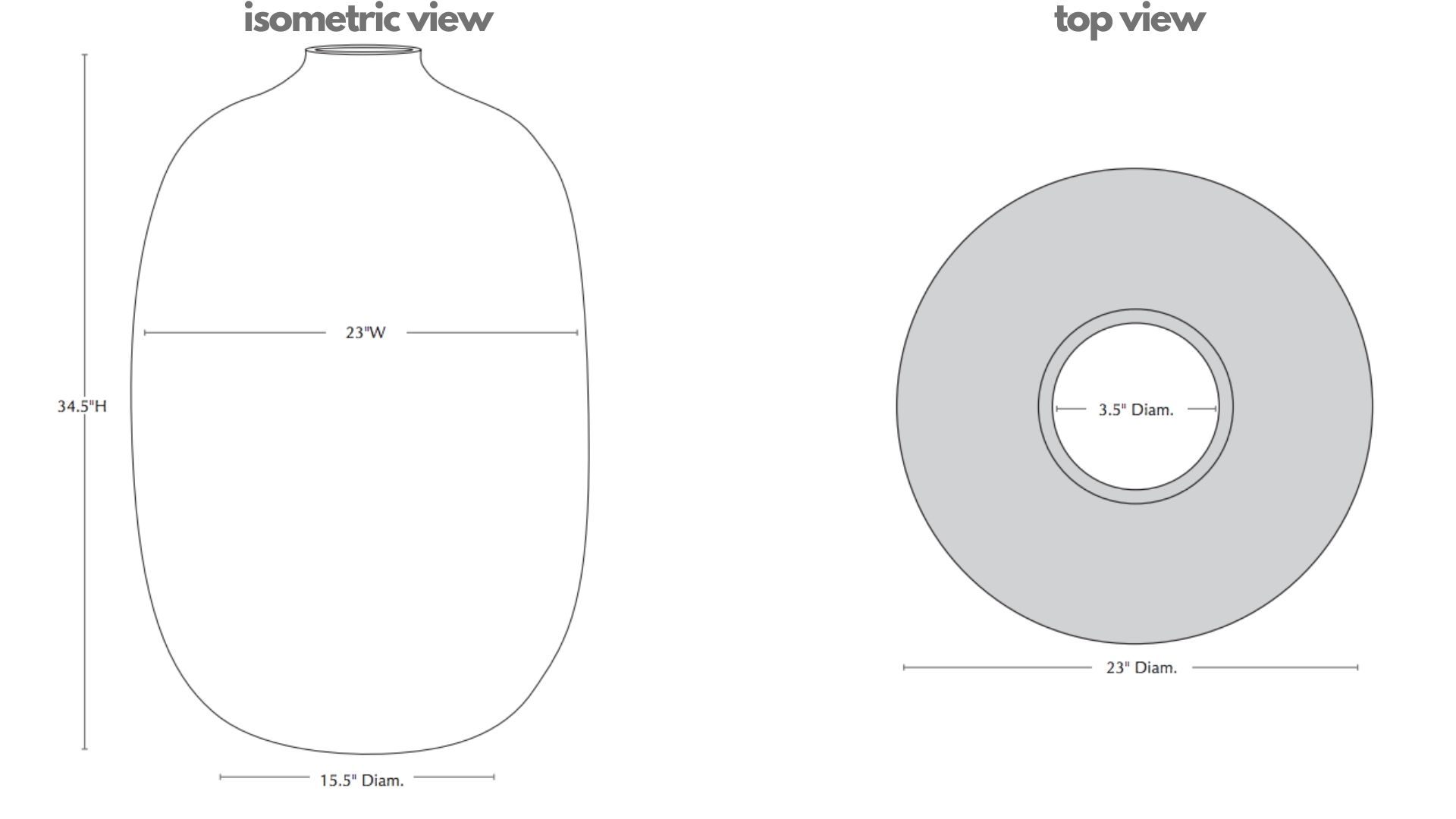 marzio-jar-dimensions