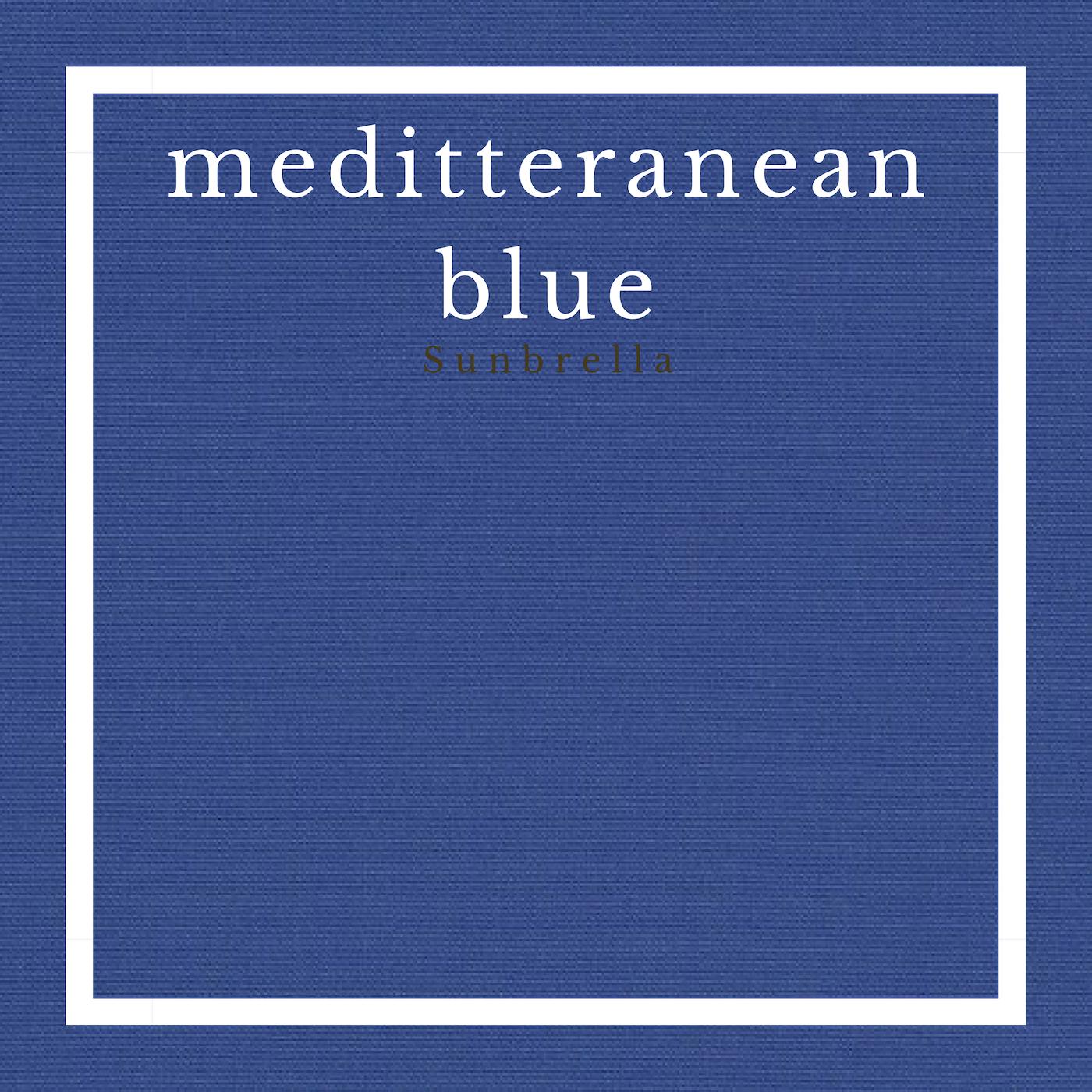 meditteranean-blue sunbrella ledge lounger