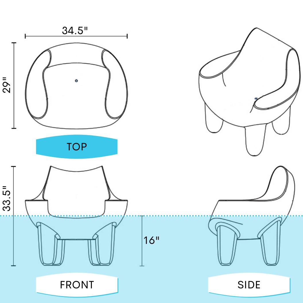 mibster-chair-dimensions water depth