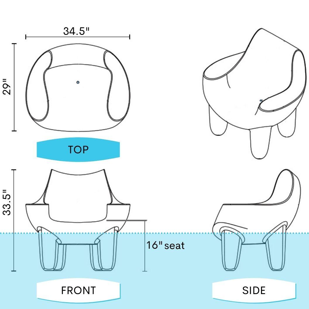 mibster-splash-chair-dimensions