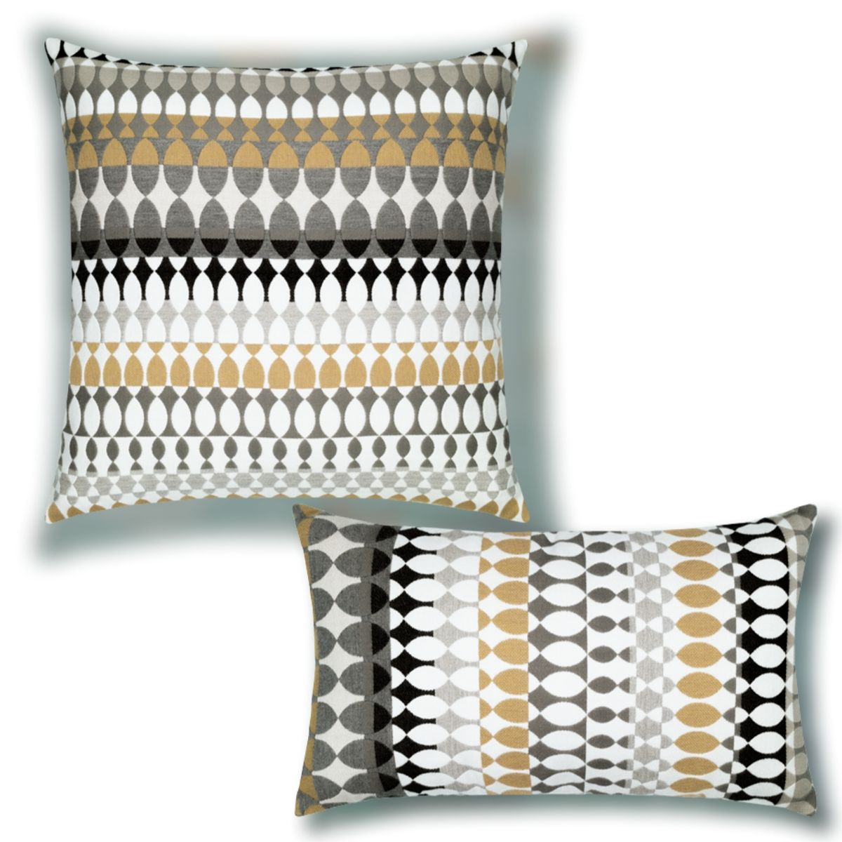 modern-oval-dune-pillow-set