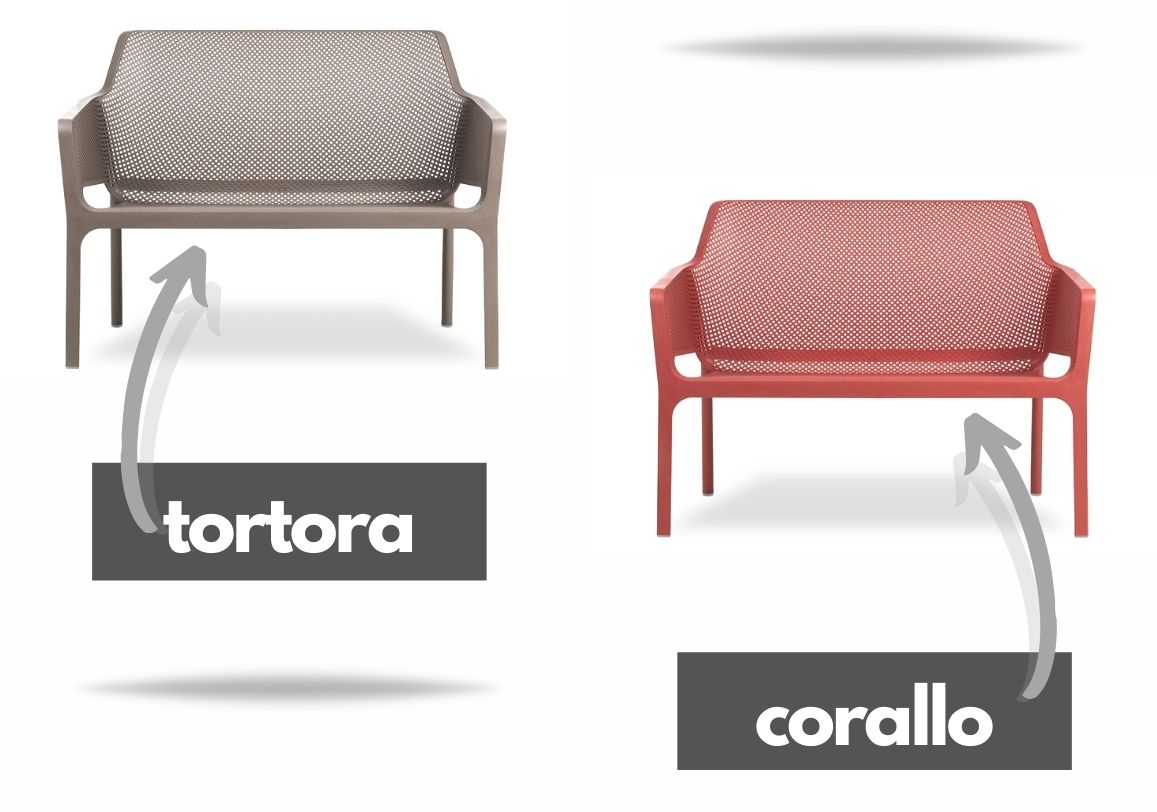 nardi-net relax-bench-colors