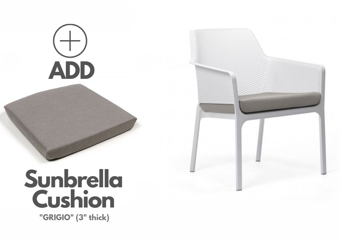 net-relax-chair-sunbrella-grigio-cushion
