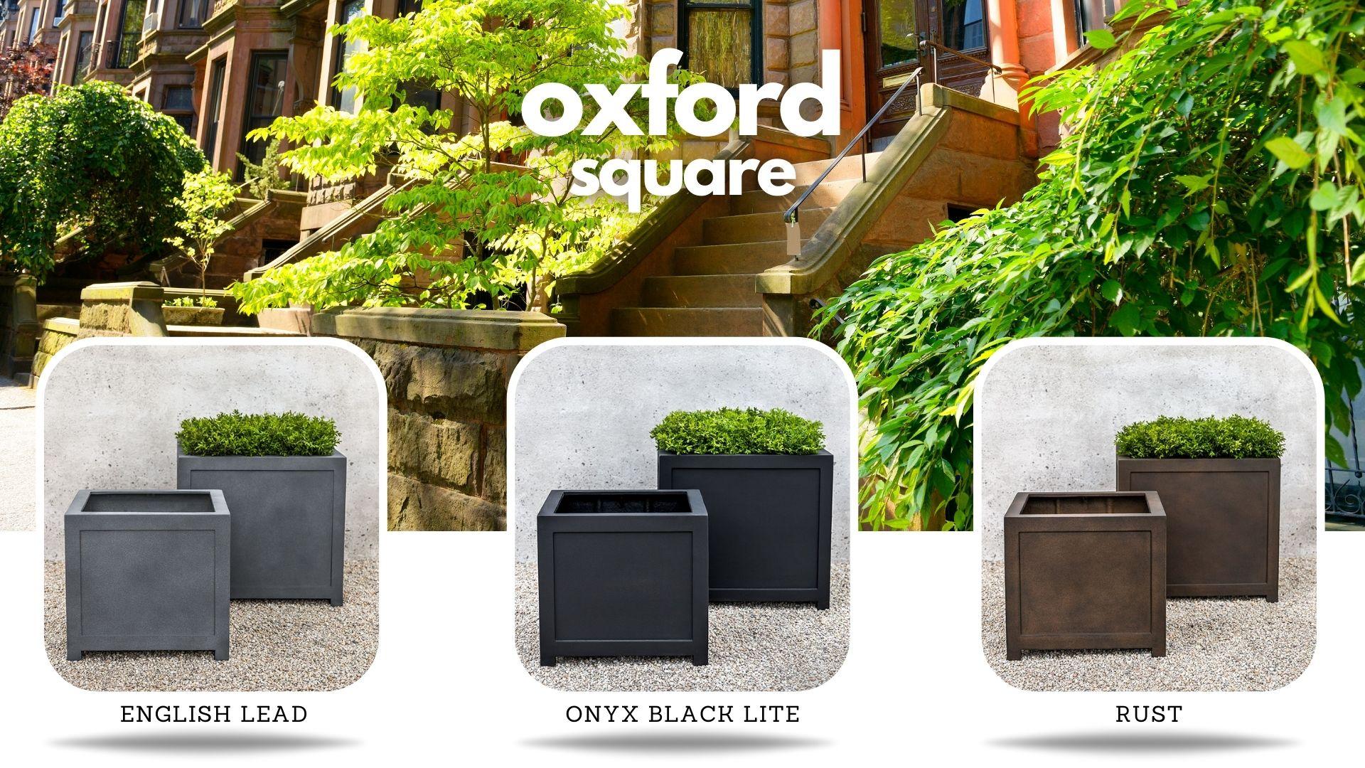 oxford-square-fiberglass lite planter