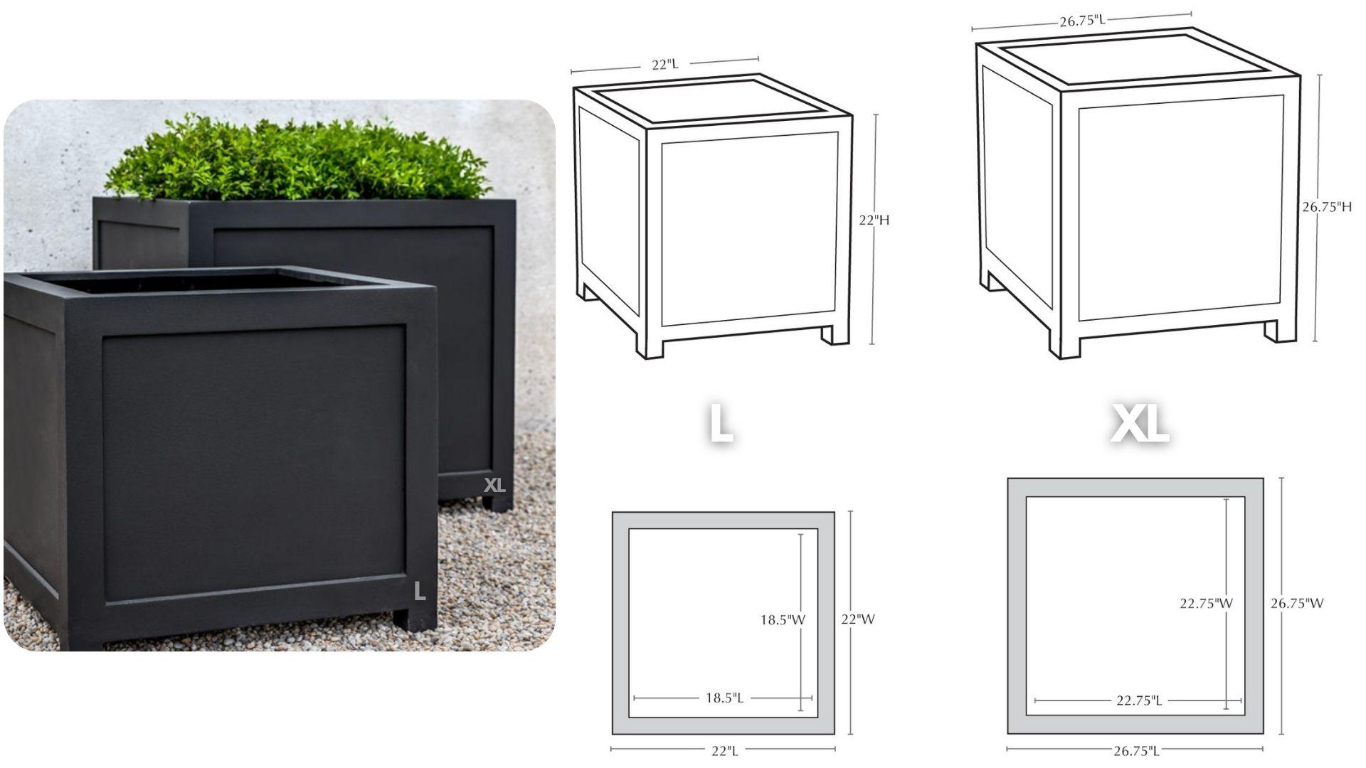 oxford-square-planter-dimensions