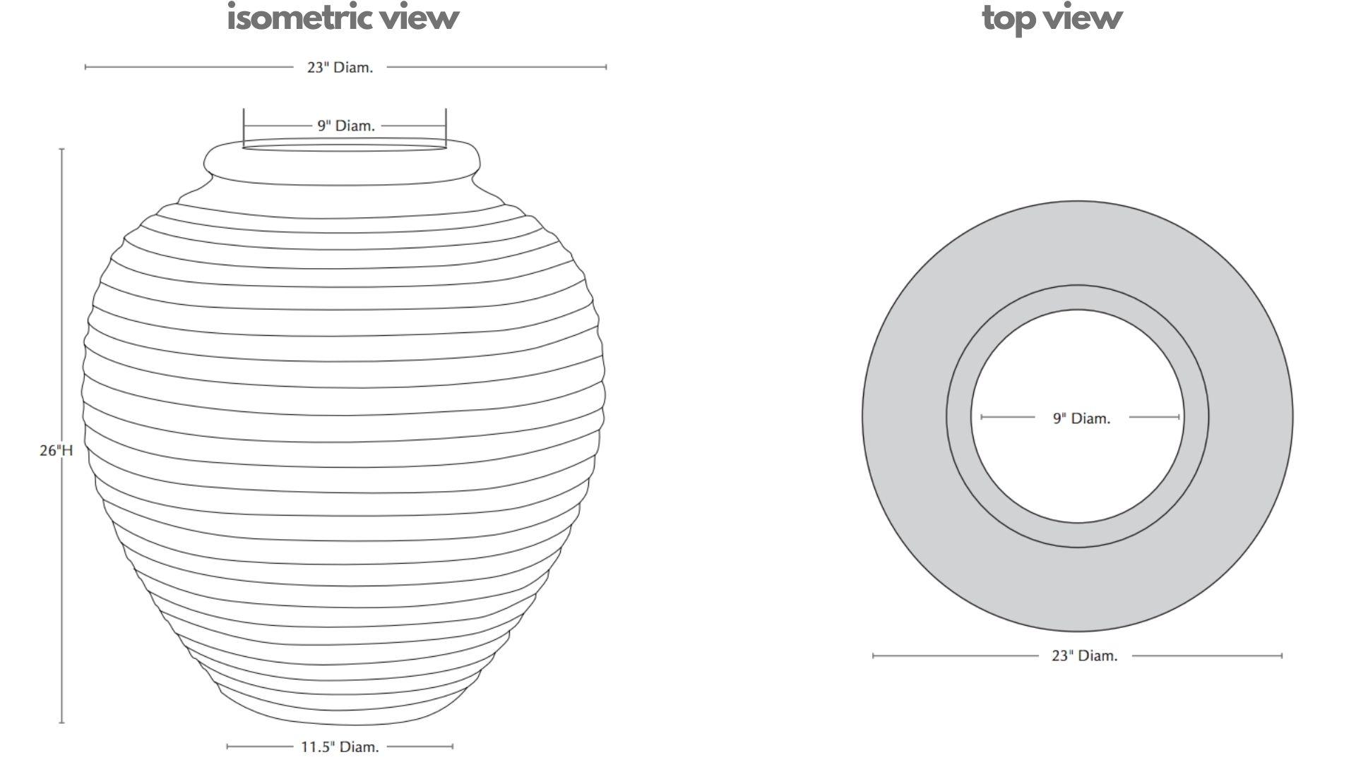 palatine-jar-dimensions