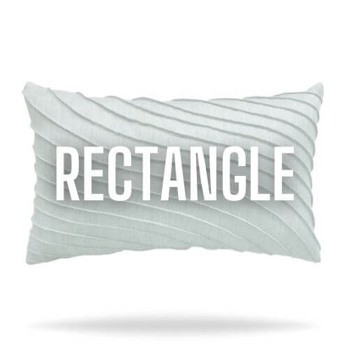 Rectangular Sunbrella Pillows