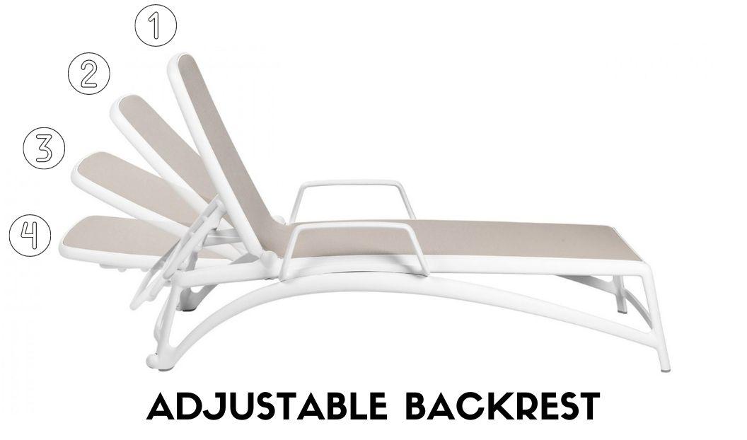 sunloungr-adjustable-backrest 4 positions