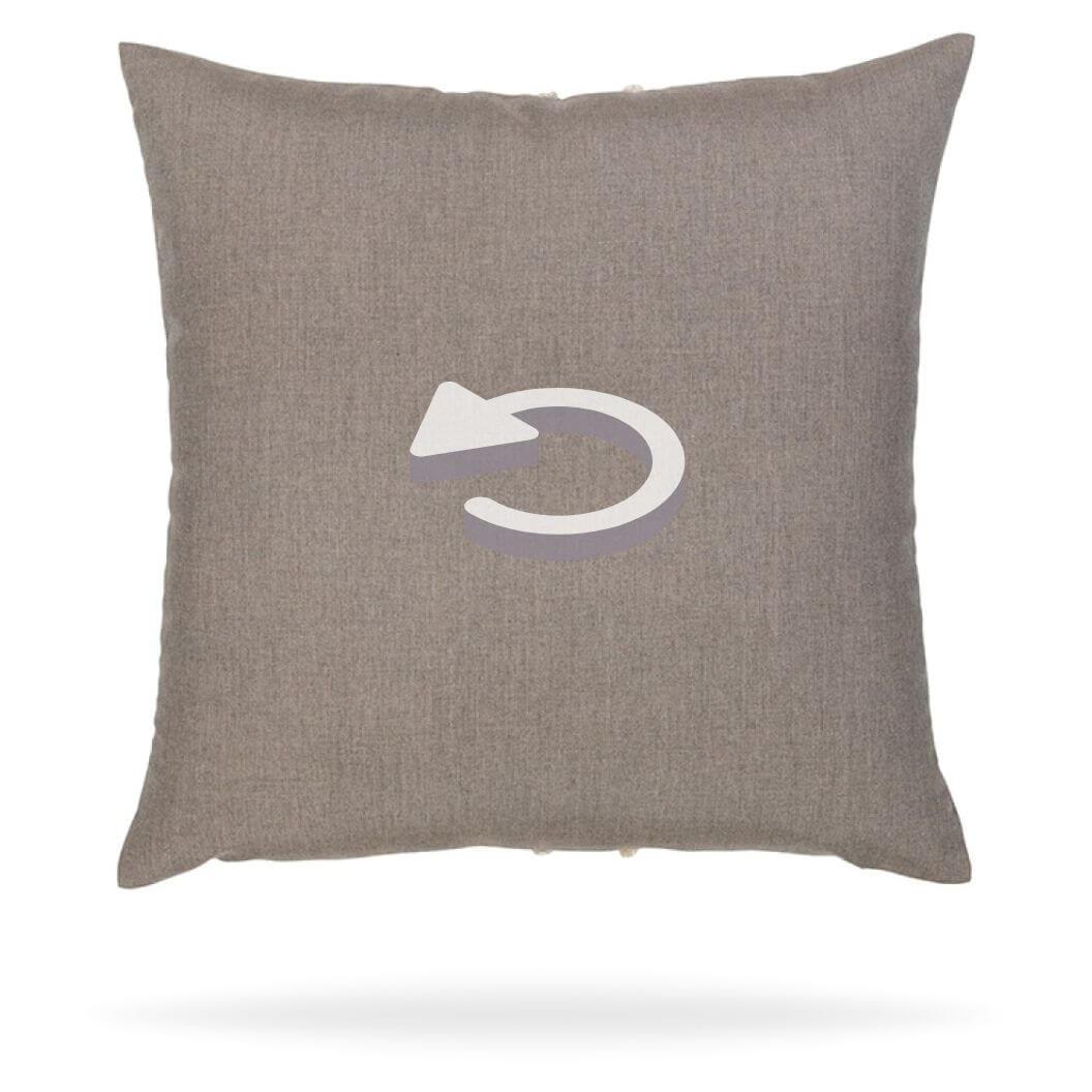 tahiti-natural-23S2 Reverse PIllow side