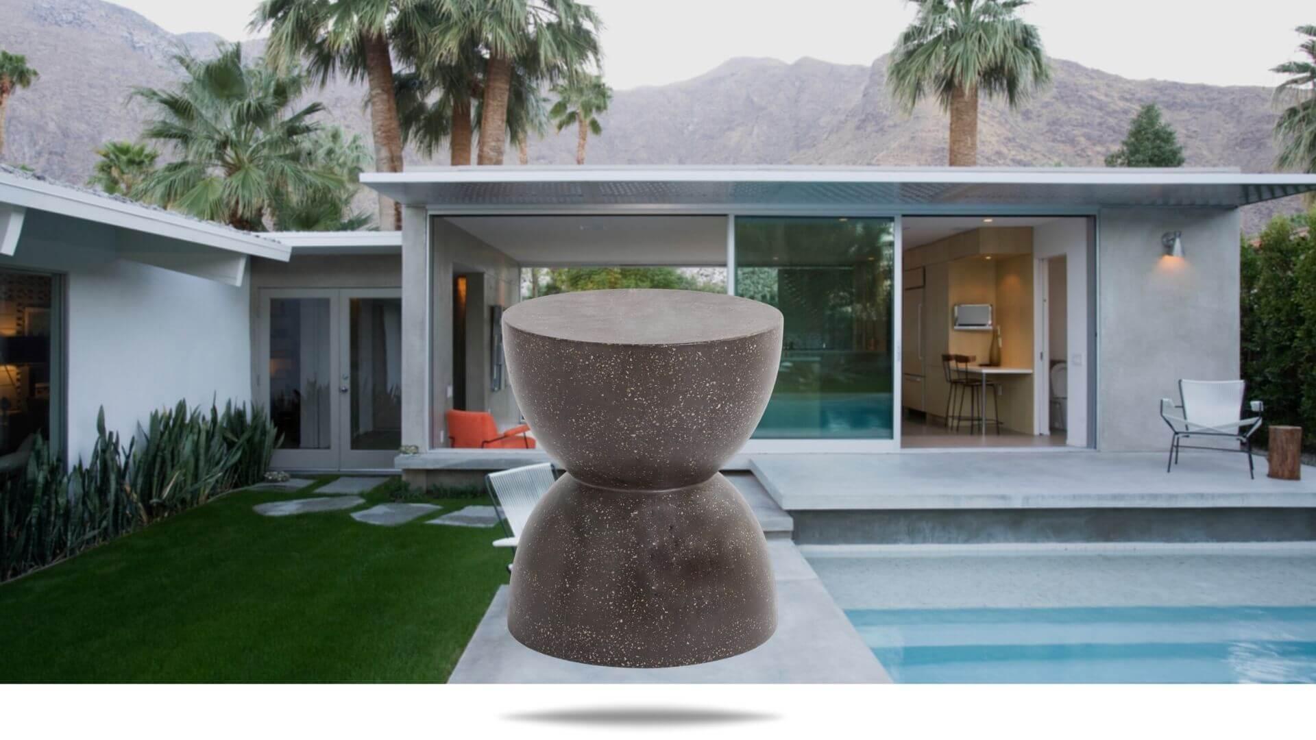terrazzo-stool-drew-garden table