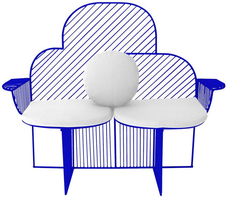 the-cloud-bench-in-blue
