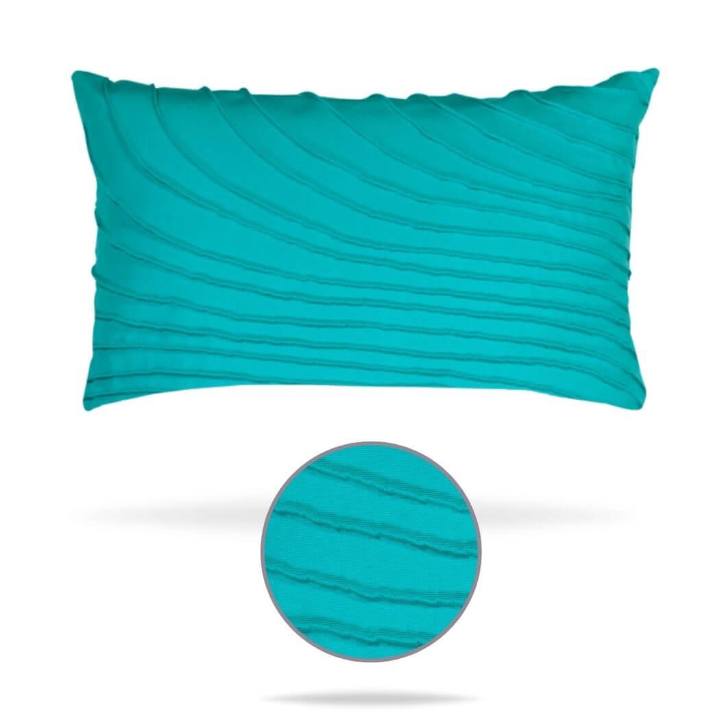 tidal-aruba-lumbar pillow Elaine Smith