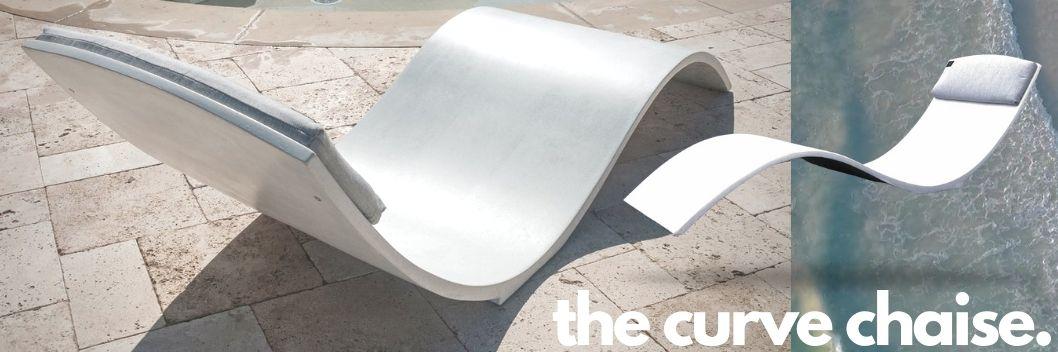 titanium-white-curve-concrete chaise