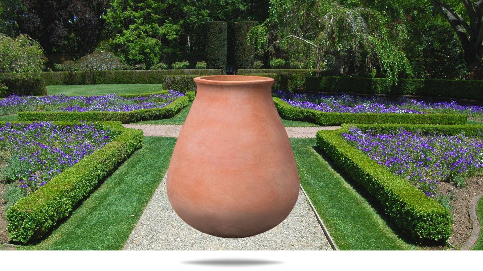 valensole-jar-planter-terracotta campania