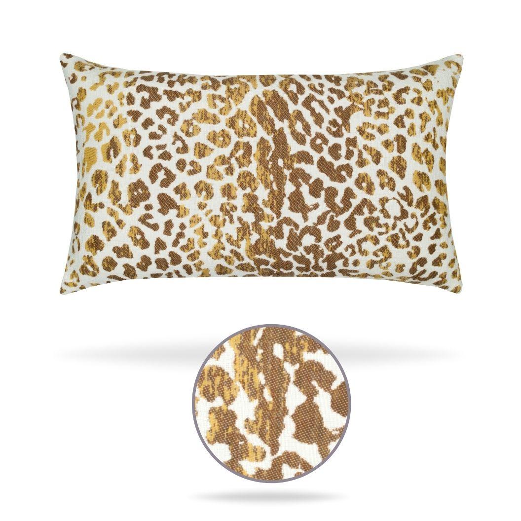 wild-one-caramel-pillow-16j3 front