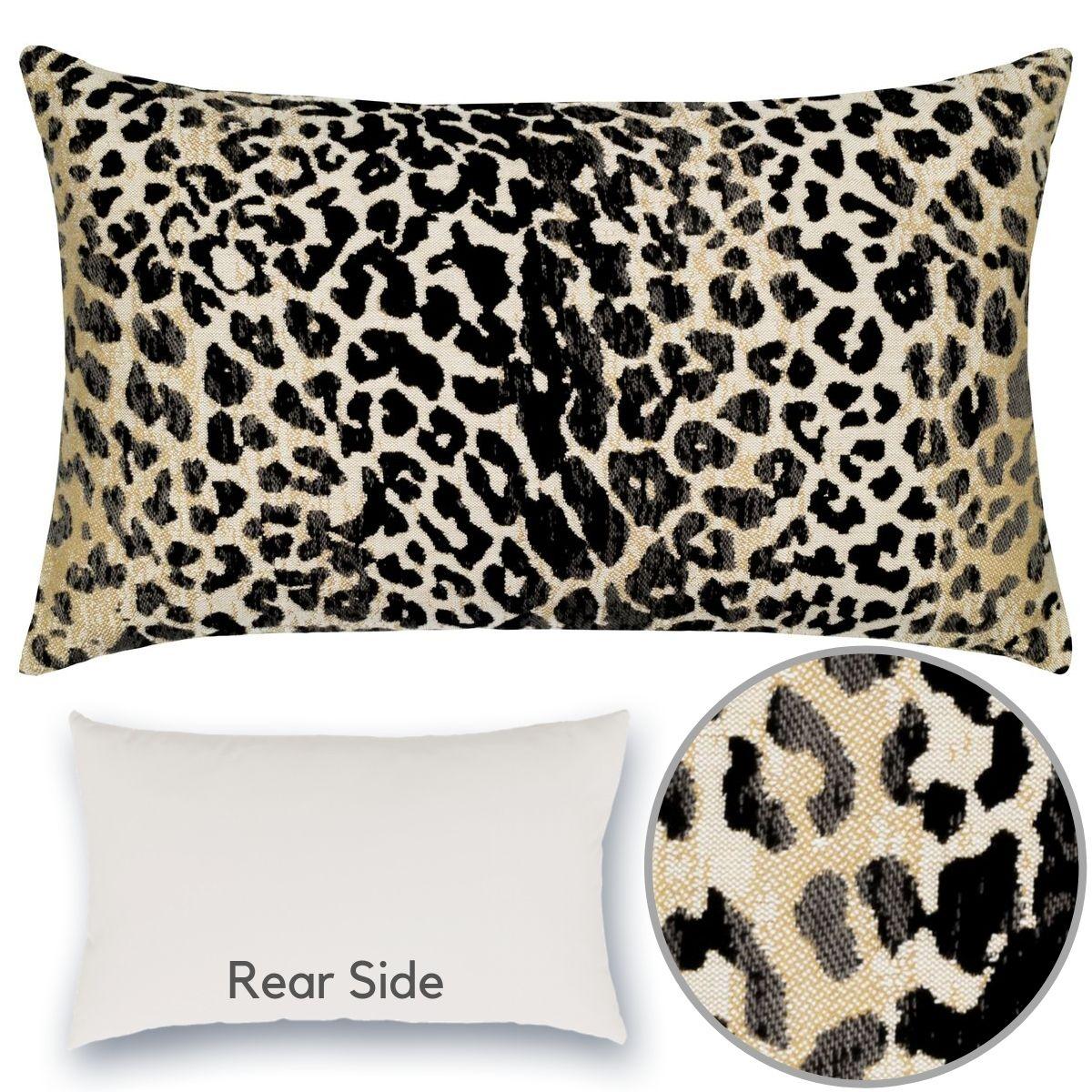 wild-one-onyx-lumbar pillow