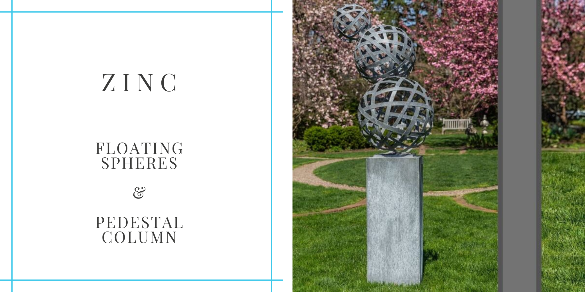 zinc-floating-spheres-and-pedestal
