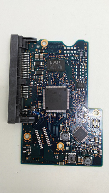 Toshiba DT01ACA500 P/N-AAH AA00/7C0 S/N-X4CSX8WAS F/W-MS1OA7C0 PCB Only