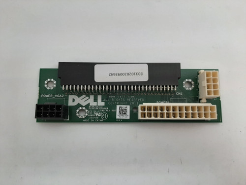 Lot of 10 Dell  599RD Power Distribution Board for Precision T3600/T3610