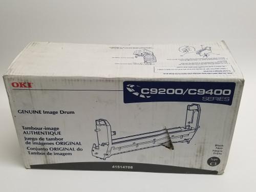 New OKI 41514708  Black Image Drum For C9200/C9400 Series