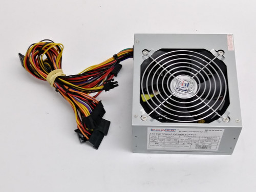 LC-Power  LC420H-12-US 20+4 Pin 420W ATX Desktop Power Supply For