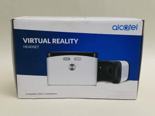 New Alcatel VR15 Virtual Reality Headset for IDOL 4 Smartphone