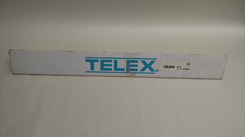 "New Telex EGM-18N 18"" Electret Condenser Gooseneck Microphone"