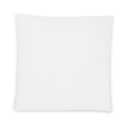 Single Pillow Case 31x31 inch PARIS in white
