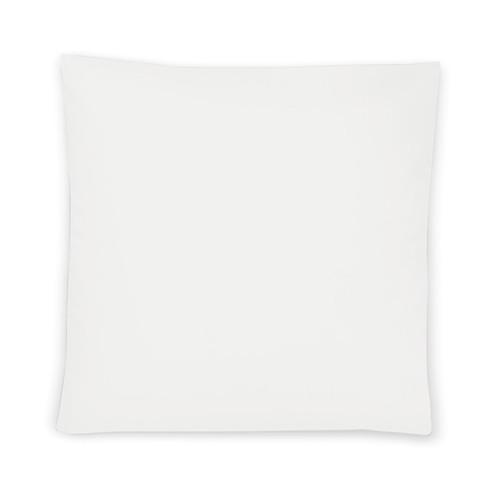 Single Pillow Case 31x31 inch PARIS in white