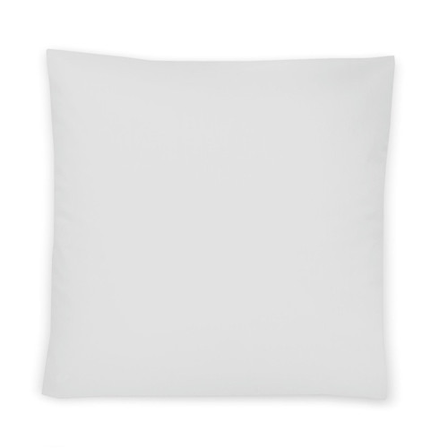 Single Pillow Case 31x31 inch PARIS in silver