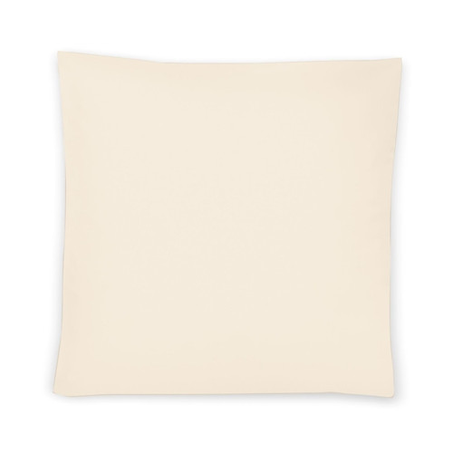 Single Pillow Case 31x31 inch PARIS in cream / off white