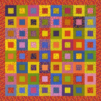 Child's Play Paper Pieced Quilt Pattern