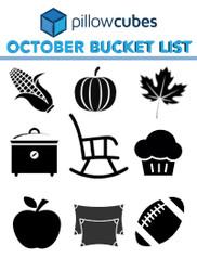 Ultimate October Bucket List