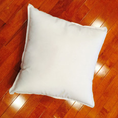 "31"" x 31"" 50/50 Down Feather Pillow Form"