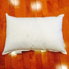 "18"" x 31"" 10/90 Down Feather Pillow Form"
