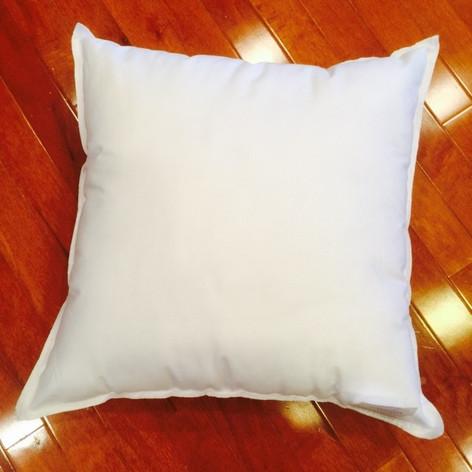 "29"" x 29"" Polyester Non-Woven Indoor/Outdoor Pillow Form"