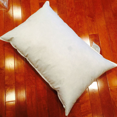 "11"" x 23"" Polyester Non-Woven Indoor/Outdoor Pillow Form"