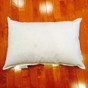 "10"" x 14"" 10/90 Down Feather Pillow Form"