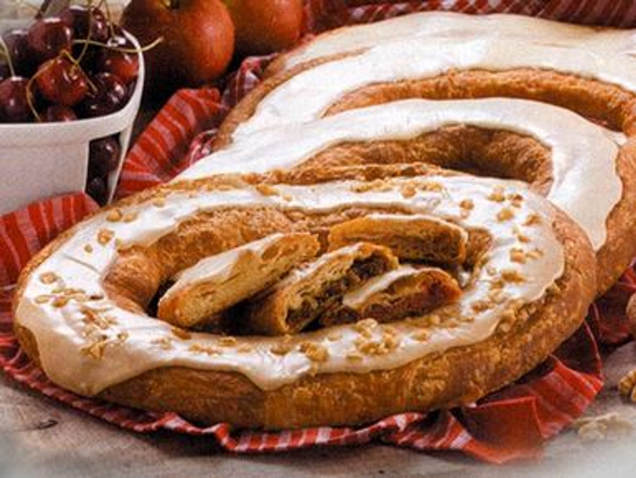 Kringle of the Month Club Gift from O&H Danish Bakery available on WisconsinMade Artisan Collective