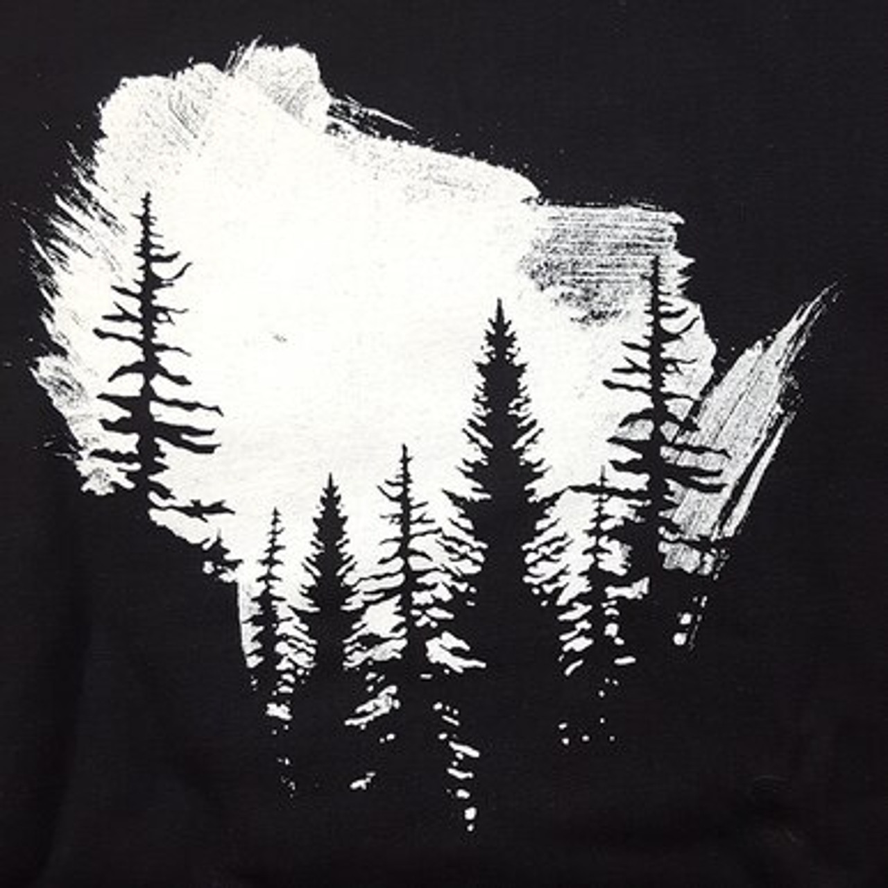 Wisconsin Northwoods Sweatshirt Adult on WisconsinMade Artisan Collective