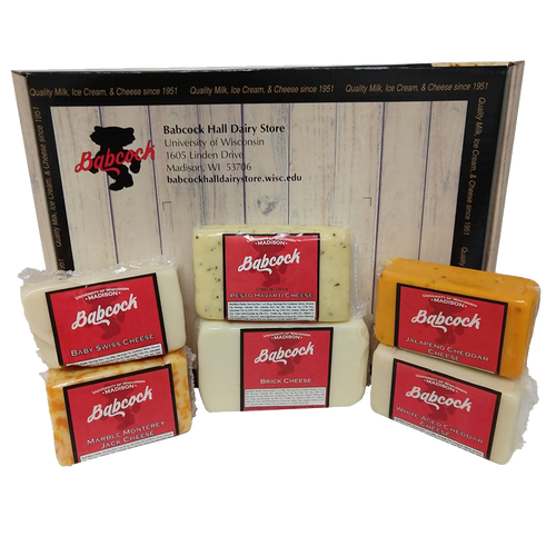 Americas Dairyland Cheese Gift Box