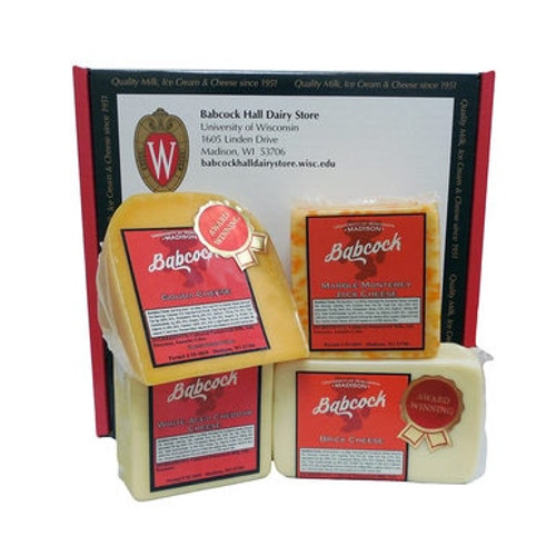 Award Winners Cheese Gift Box