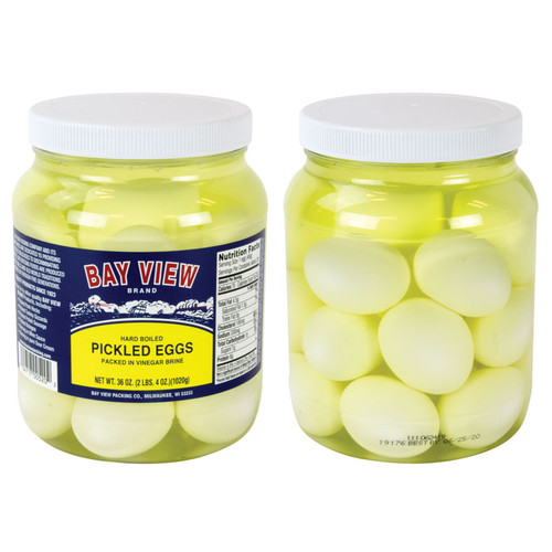 Bay View Pickled Eggs