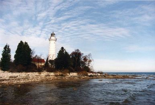 Photograph - Cana Island Lighthouse