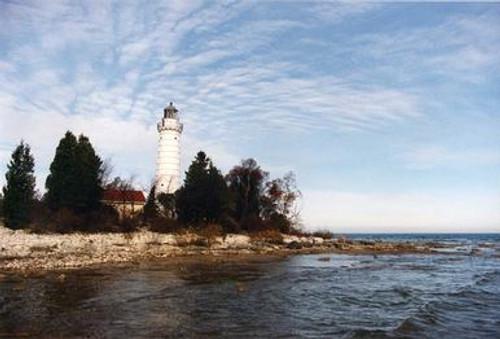 Cana Island Lighthouse Photo