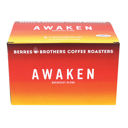 Berres Brothers Coffee - Single Serve Cups Box of 02