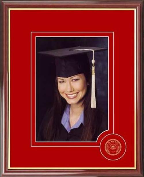 University of Wisconsin Portrait Photo Frame